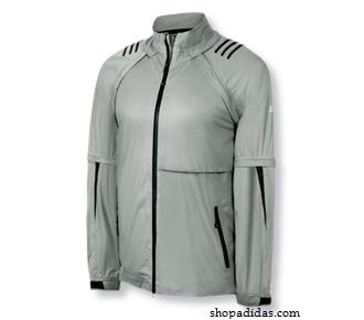 Adidas Golf Rain Jacket - Review | Links Life Golf