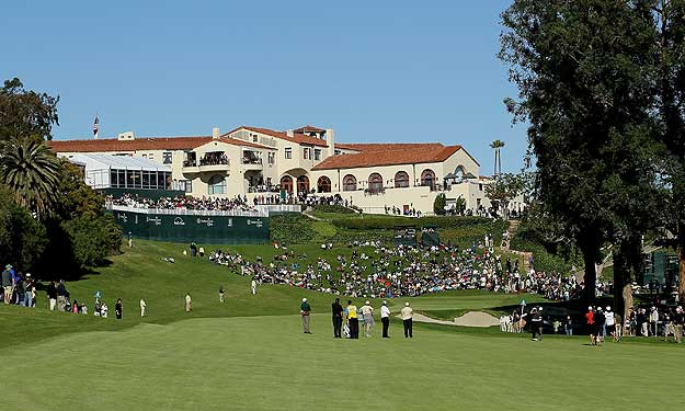 Historic Riviera Country Club Always A Tough Test For Pga