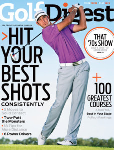 Golf Digest Feb 13
