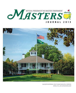 masters journal 2013