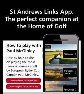 st andrews app