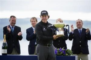 Britain Golf Scottish Open