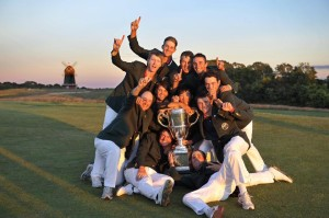 National Walker cup champs