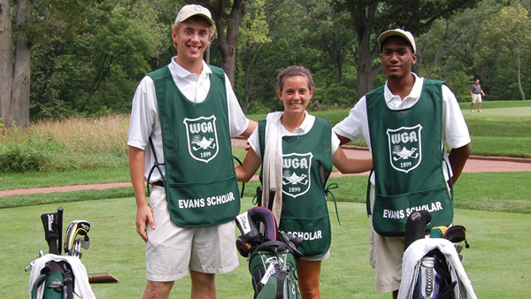 chick evans scholarship essay Started by chick evans, a famous amateur golfer in the early 1900s, the scholarship has helped over 10,600 caddies since its start.