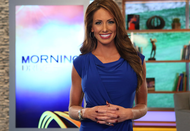 Holly Sonders Leaves The Golf Channel