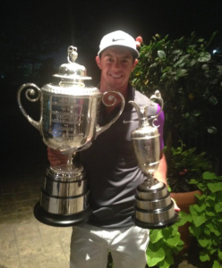 rory 2 trophy