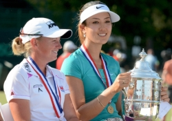 Golf: U.S. Women's Open-Final Round