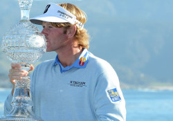 snedeker pebble trophy