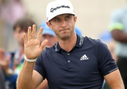 dustin johnson wave