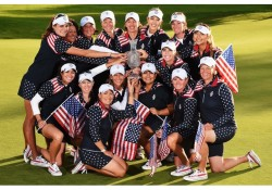The Solheim Cup - Day Three