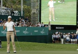 michelle wie sony 04 fist