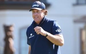 PGA: AT&T Pebble Beach National Pro-Am - Third Round