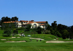 Pacific Palisades, CA--05/30/12--2012 NCAA Championship at Riviera Country Club in Pacific Palisades, Calif.--(Photo by Tracy Wilcox/GOLFWEEK)